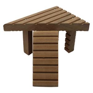 Eck-Holzlandteil für Babys