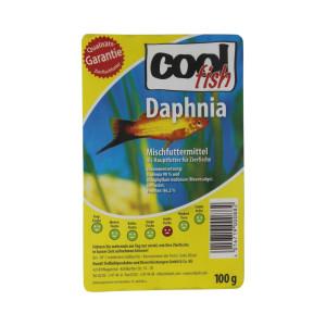 Frostfutter Daphnien 100g
