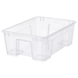 Große Kunststoff-Box